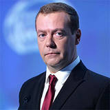 Dmitri Medwedew, Foto: Government.ru, https://m.facebook.com/Dmitry.Medvedev/photos/pcb.10153747381361851/10153747372216851/?type=3&source=48, CC-BY 4.0