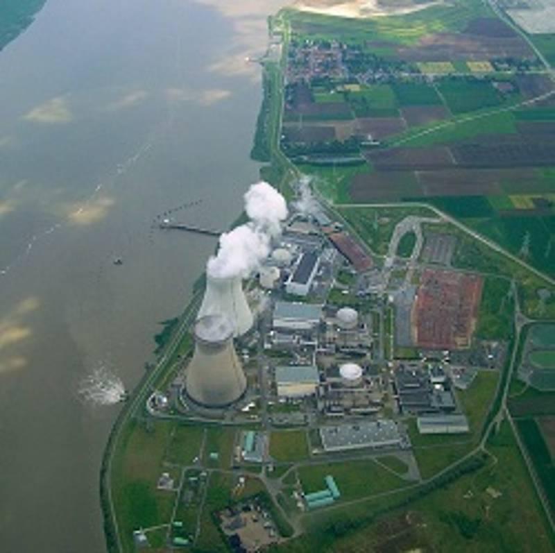 Die Brennelementefabrik Lingen lieferte Brennelemente für AKW Doel 1 und 2. Foto: Wwuyts, Creative Commons 3.0