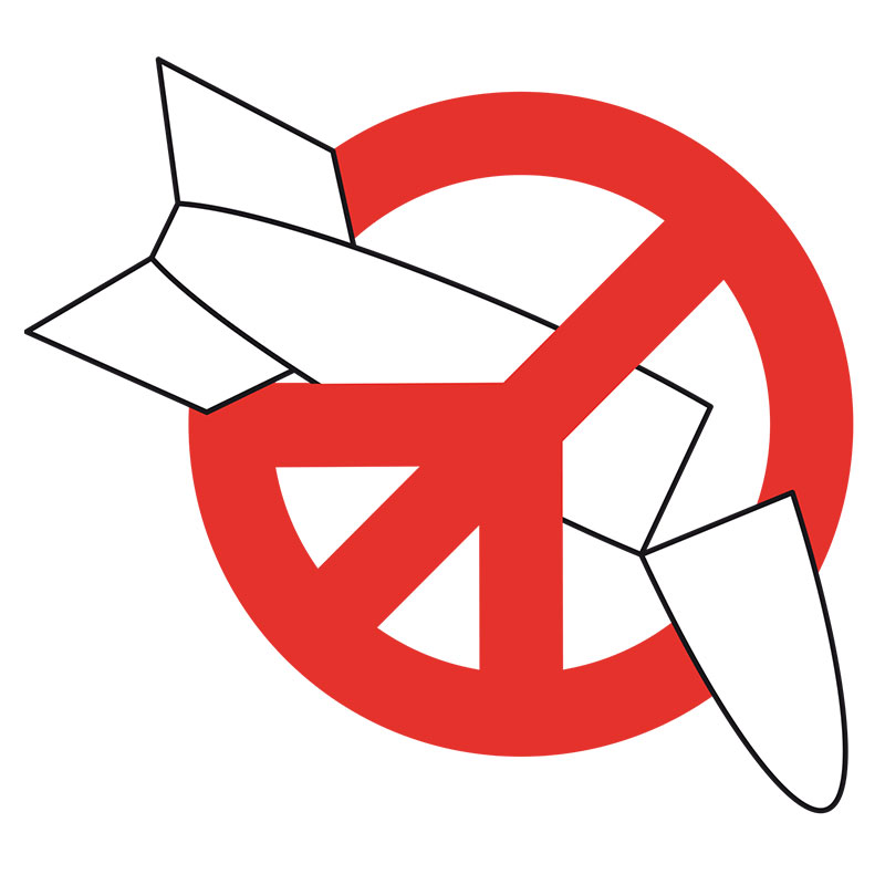 Logo International Campaign to Ban Nuclear Weapons