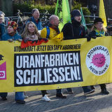 Demonstration in Lingen am 19. Januar 2019, Foto: Hanna Poddig