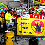 Don´t nuke the Climate-Protest in Düsseldorf