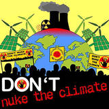 Don't nuke the climate - Klimademo in Bonn. Bild: DNTC