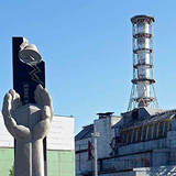 Chernobyl Nuclear Power Plant, Mond, Wikipedia, Creative-Commons 3.0