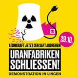 Demonstration am 29.10.2016 in Lingen, Foto: www.demo-lingen.de